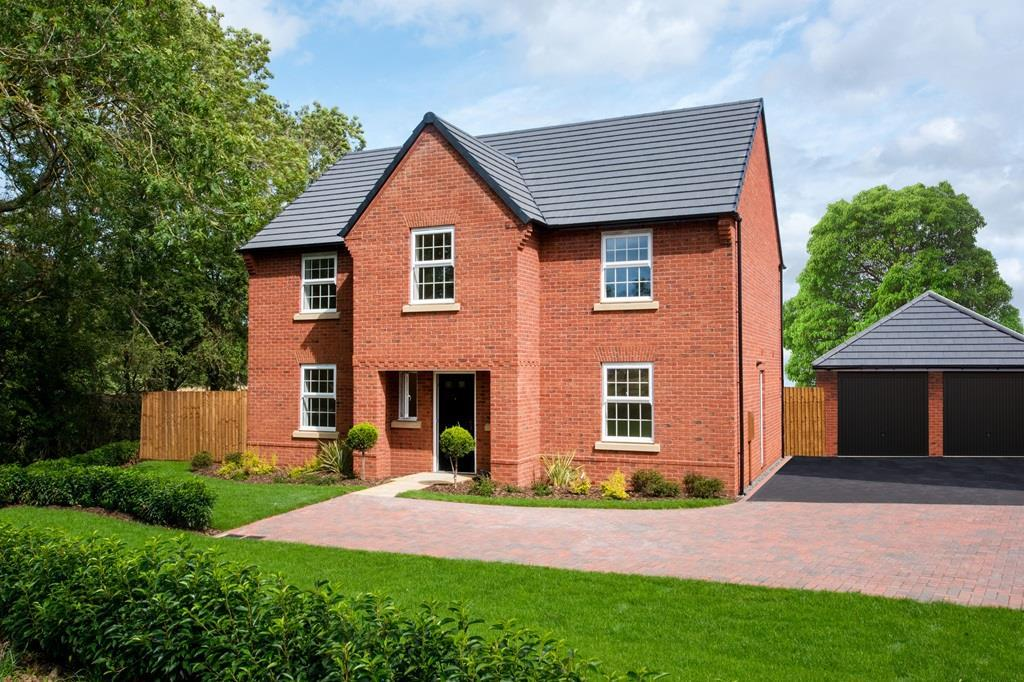 4 Bed House For Sale In Winstone David Wilson Homes At Kibworth Fleckney Road Kibworth Leicester Le8 0hg Onedome New Homes