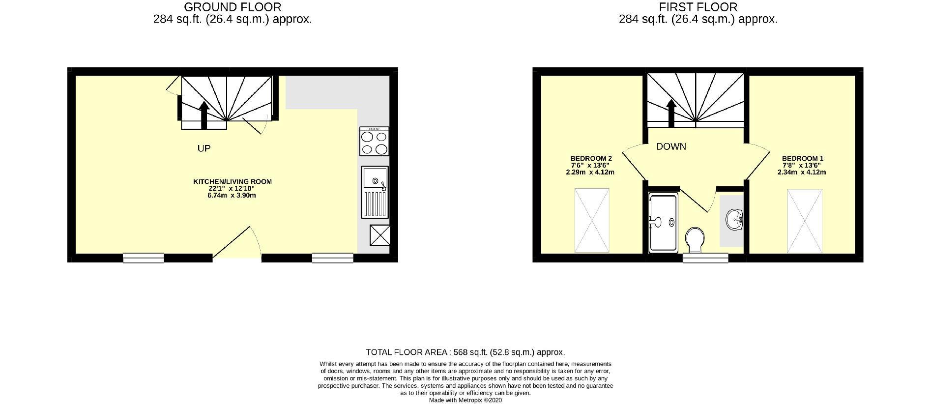 Floor plan images