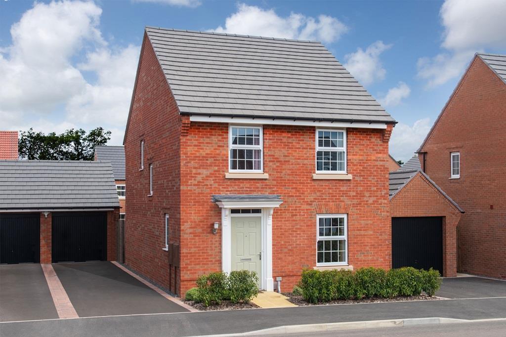 4 Bedrooms House for sale in Ingleby, Fairfields, Caledonia Road, Vespasian Road, MILTON KEYNES, MK11 3ER