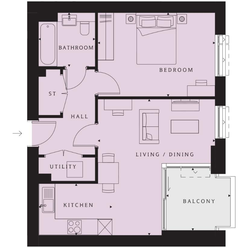 Floor plan images